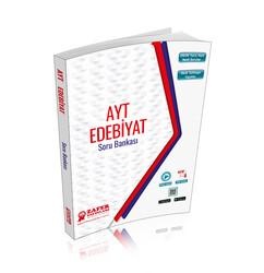 Zafer Yayınları - AYT EDEBİYAT SORU BANKASI