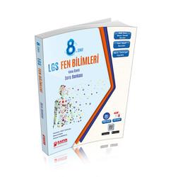 Zafer Yayınları - LGS 8. SINIF FEN BİLİMLERİ SORU BANKASI