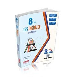 Zafer Yayınları - LGS 8. SINIF İNGİLİZCE SORU BANKASI