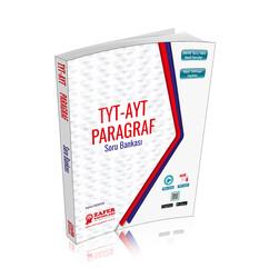Zafer Yayınları - TYT-AYT PARAGRAF SORU BANKASI